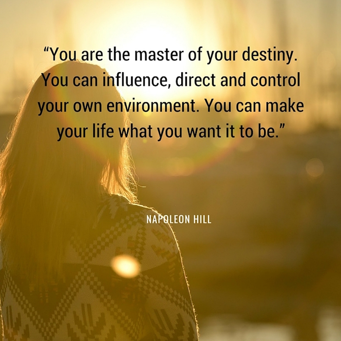 napoleon-hill-quote-you-are-the-master